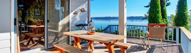 decorative deck railings. 5 Types of Decorative Deck Railings  Salter Spiral Stair