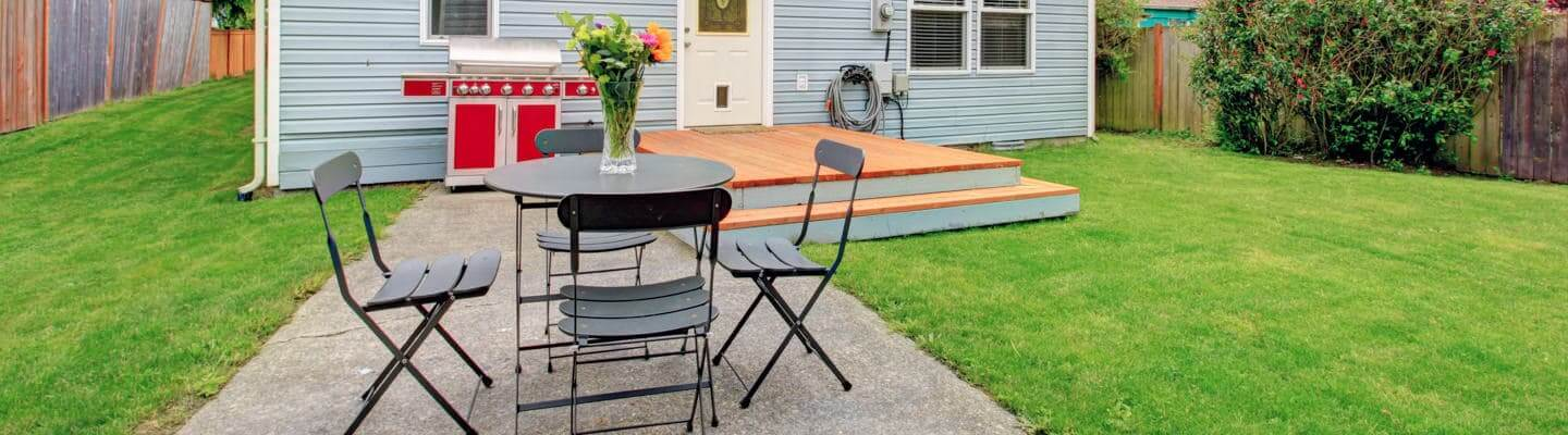 5 Ideas To Maximize Your Small Backyard